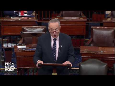 Schumer: 'I cannot support' Neil Gorsuch for the Supreme Court