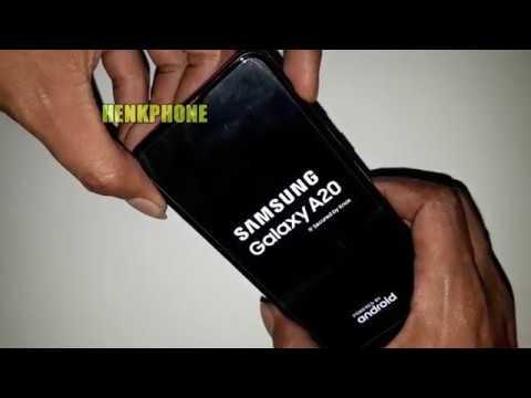 Hard Reset Samsung Galaxy A20 Youtube