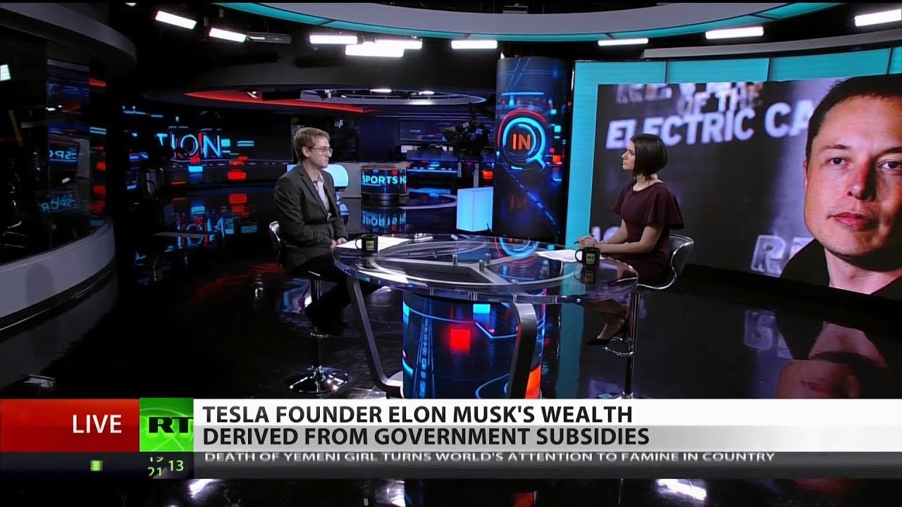 Elon Exposed: How Tesla & SpaceX Thrive off Taxpayer ...