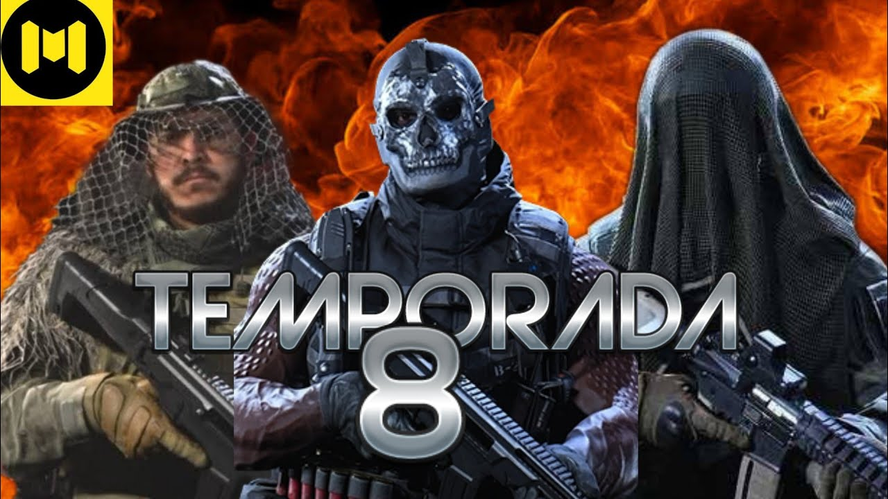 NUEVOS PERSONAJES TEMPORADA 8 I CALL OF DUTY MOBILE