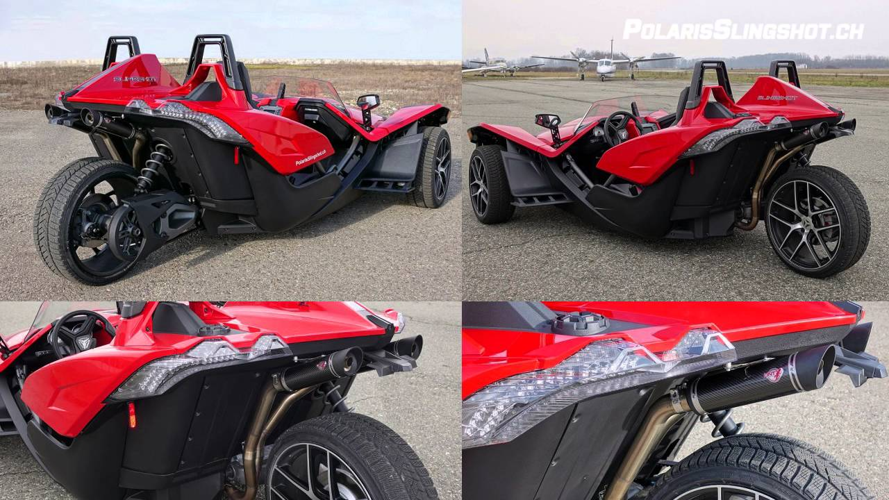 2016 Polaris Slingshot >> Polaris Slingshot Switzerland - V-Performance - Racing ...