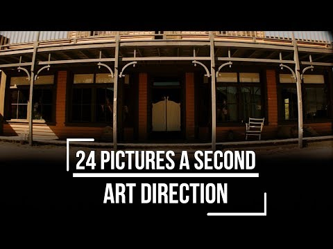 """Art Direction"" - 24 Pictures A Second Mp3"
