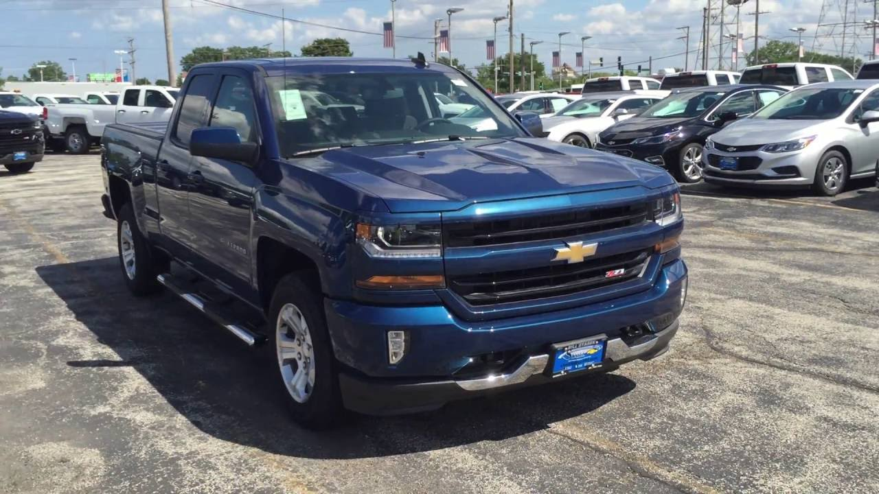 2016 chevy silverado z71 double cab for sale wheeling bill stasek chevrolet youtube. Black Bedroom Furniture Sets. Home Design Ideas