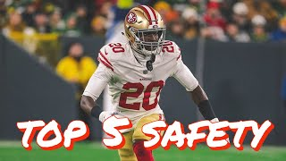 Why 49ers FS Jimmie Ward is a Top 5 Safety in the NFL