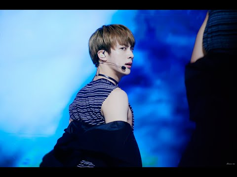 BTS Jin Sexy Moments