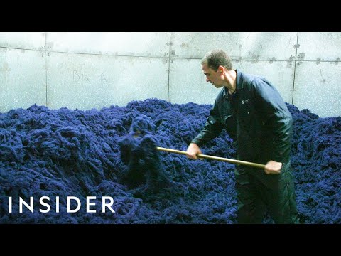 How Cashmere Is Made | The Making Of