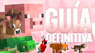 MOBS PACÍFICOS LA GUÍA DEFINITIVA | Tutorial Minecraft