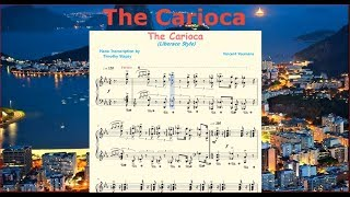 The Carioca ('Flying Down To Rio') 🔹🔹 Piano Solo Arrangement