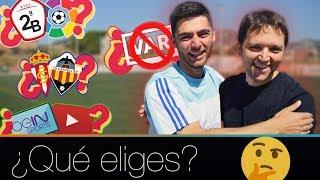 ¿FÚTBOL MODESTO o CHAMPIONS LEAGUE?   con Rodri Fáez