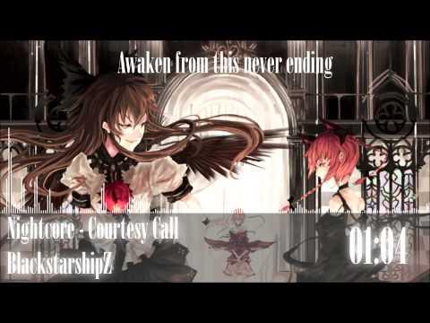 Synchronized song lyrics