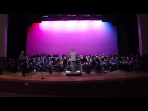 "Westglades Middle School Beginning Band: ""First Performance"""