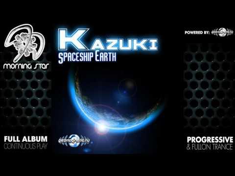Kazuki - Spaceship Earth (geoep109   Geomagnetic Records)  - -[Full Album   HD] - -