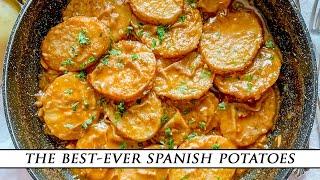 The BEST-EVER Spanish Potatoes  Patatas a la Importancia Recipe