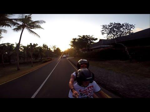 The roads in Bali / Drogi Bali  Road Trip