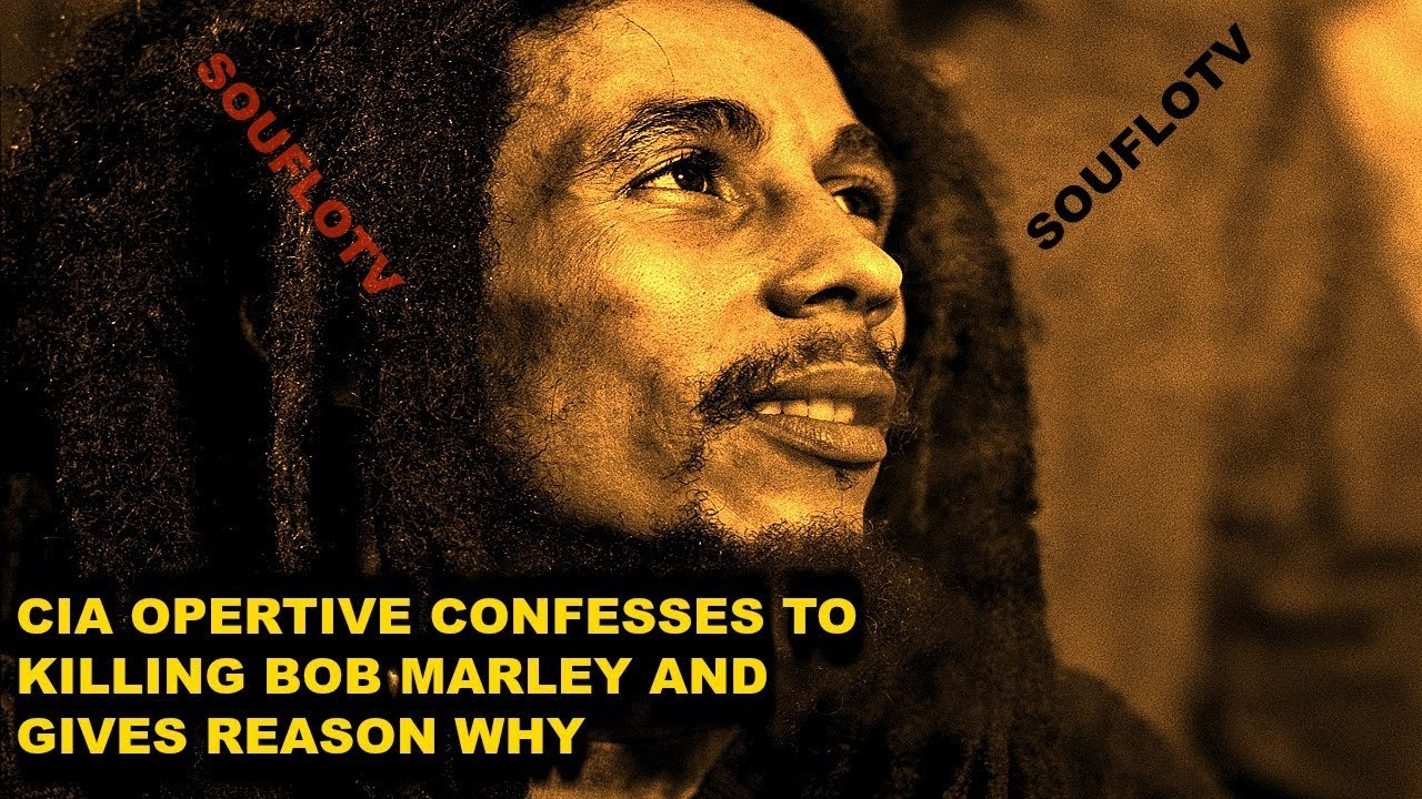 Image result for CIA Agent Confesses On Deathbed: 'I Killed Bob Marley'