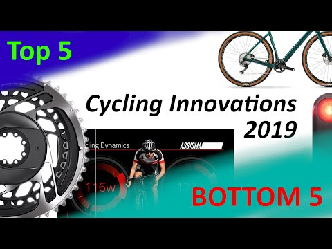 Top Bottom 5 Innovations In Road Cycling 2019