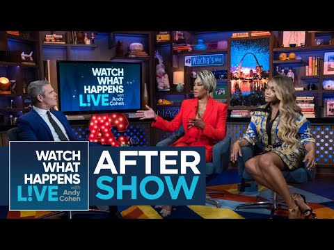 After : Vivica A. Fox's Best And Worst OnScreen Kisses  WWHL