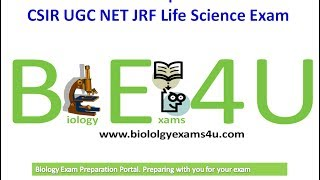 How to prepare for CSIR UGC NET JRF Life Science Exam