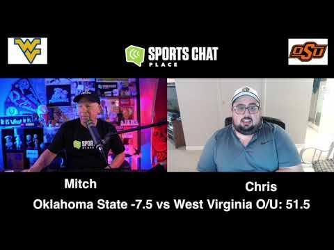 West Virginia at Oklahoma State - Saturday 9/26/20 - College Football Picks & Prediction - CFB Tips