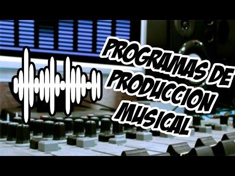Algunos Programas de Producción Musical