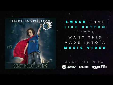 Something Just Like This / Hungarian Rhapsody No. 2 - The Piano Guys - วันที่ 01 Feb 2018