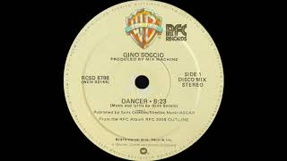 Gino Soccio - Dancer (Warner Bros  Records 1979)