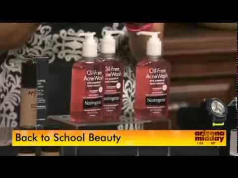 Back To School Beauty & Style Essentials on Arizona Midday