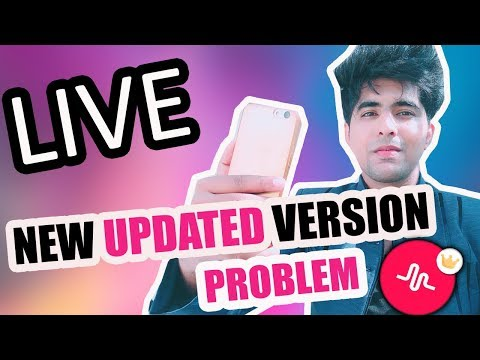 HOW TO GO LIVE ON MUSICAL LY IN NEW UPDATED VERSION TUTORIAL IN HINDI | LIVE MUSICAL.LY PROBLEM