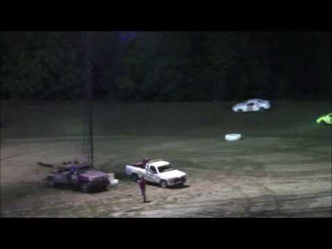 Butler Motor Speedway FWD Heat #1 9/10/16