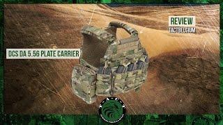 REVIEW - Warrior Assault Systems DCS DA 5.56 Plate Carrier