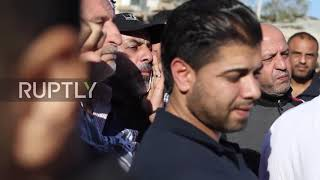 State of Palestine: Demolition of Khan al-Ahmar village met with protests