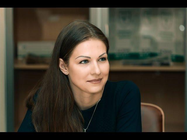 Юлия Дмитрова  у проекті