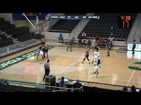 GC WOMEN'S BASKETBALL: Clayton State at Georgia College