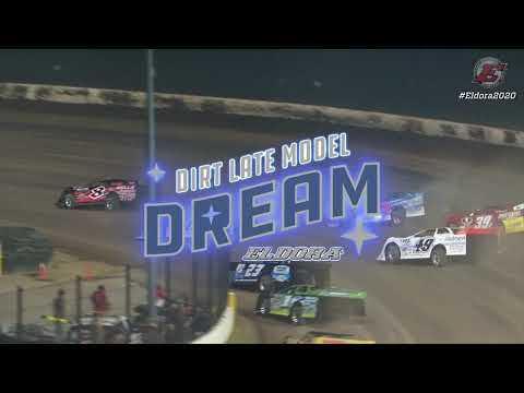 2019 Dirt Late Model Dream Highlights  |  Eldora