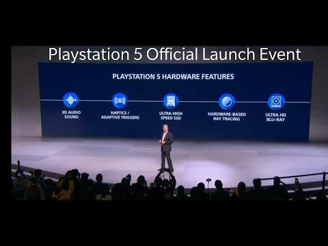 PS5 |Playstation 5 official launch CES 2020 | #ps5 #playstation5