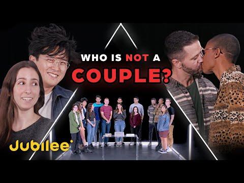 6 Couples vs 1 Fake Couple