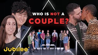 6 Couples vs 1 Fake Couple