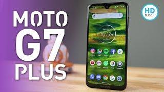 Recensione Motorola MOTO G7 PLUS, concreto e con tutto quello che serve