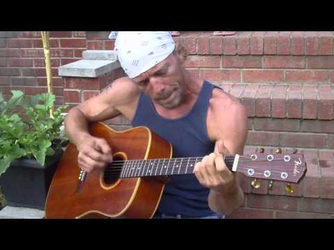 COVER: Old Crow Medicine Show- Methamphetamine by Timothy Cline