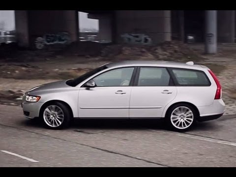 volvo v50 occasion used review youtube. Black Bedroom Furniture Sets. Home Design Ideas