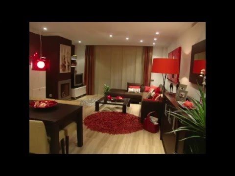 Salas Color Chocolate  Chocolate Living Rooms Ideas  YouTube
