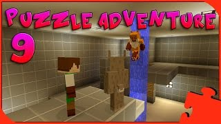 Minecraft Xbox - Puzzle Adventure - Triplicity The Overgrown Facility [9]