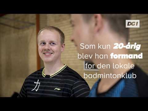20-årig revolutionerede foreningslivet i Svenstrup