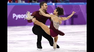 Highlights of the Team Figure Skating Pairs Free Program | Pyeongchang 2018