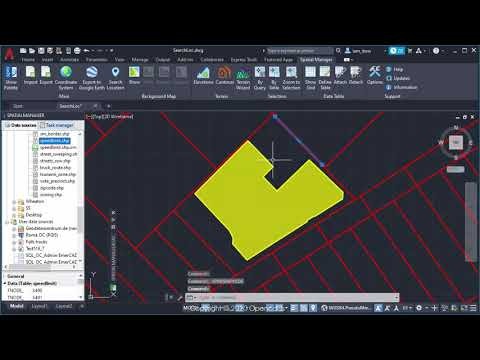 Search Locations (AutoCAD) - Spatial Manager Blog