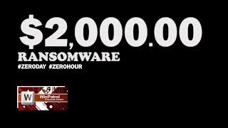 ZERO DAY : BART, the $2000.00 Ransomware vs WPE