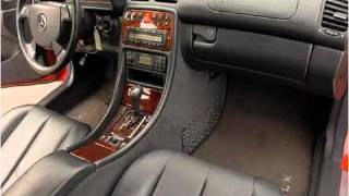 1999 Mercedes-Benz CLK-Class Used Cars Troy OH