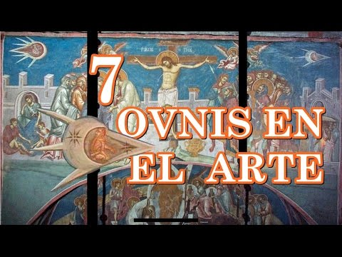 7 Obras de Arte con OVNIS