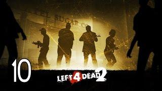 Left 4 Dead 2 - Walkthrough Part 10 Gameplay Cold Stream