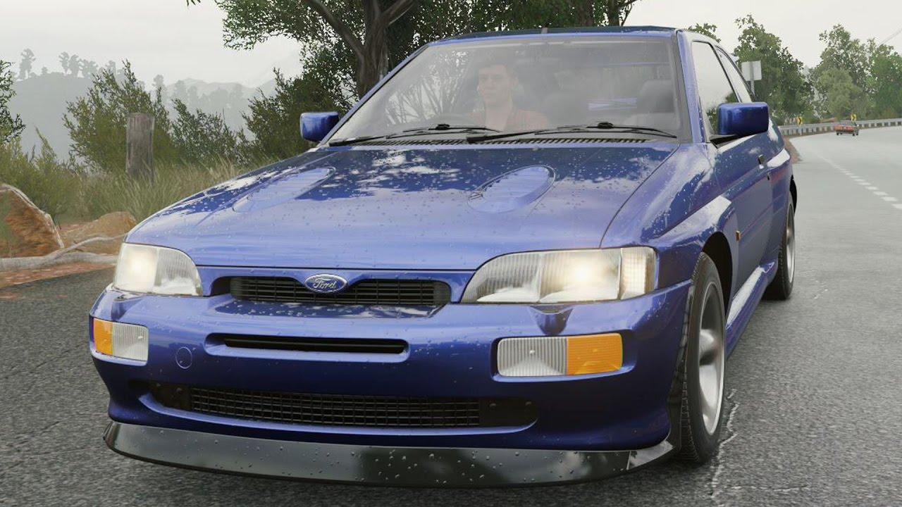 forza 7 escort rs turbo